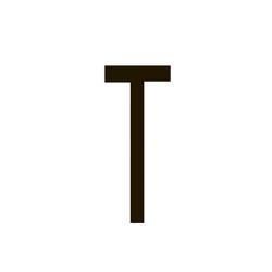 """Планка д/столешниц """"Скиф"""" 28мм 1517/R9 600мм щелевая Чертеж"""