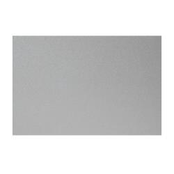 Кухонный цоколь H100мм L4м, пластик, алюминий гладкий Цвет