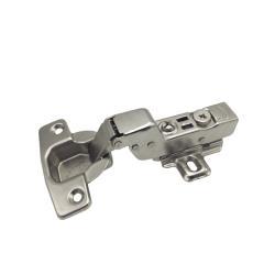 Петля MF Prima, Clip-on вкладная с доводчиком, мягкий ход Схема установки