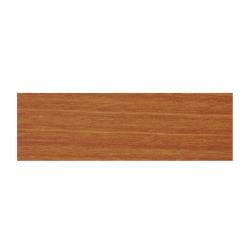 Закругление цоколя (универсальное) 100мм, пластик, вишня Цвет