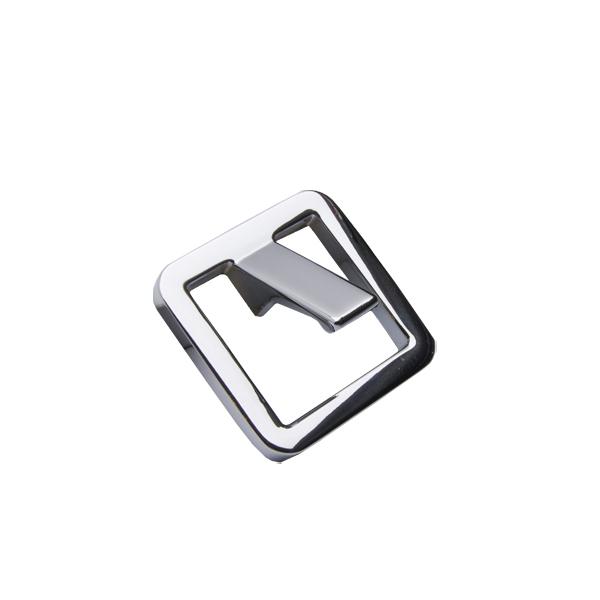 ручка кнопка R48 хром