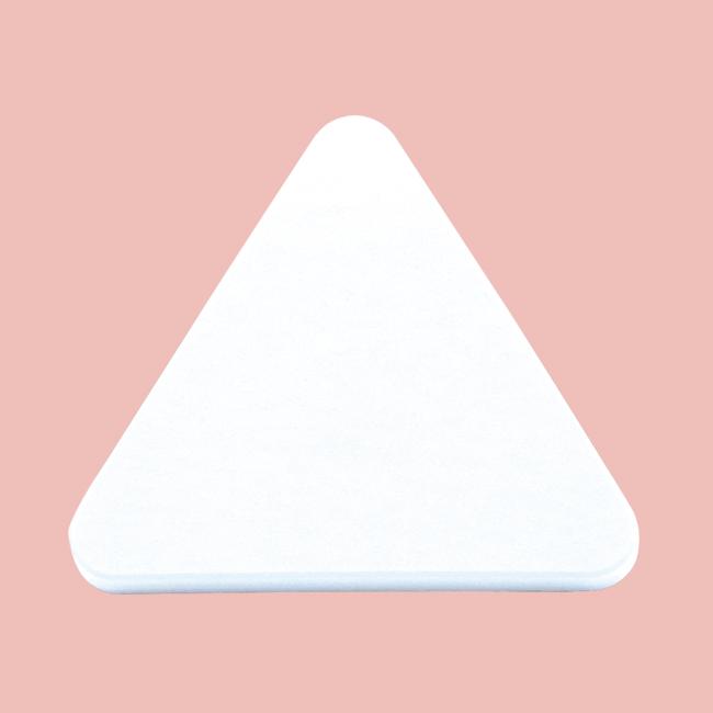 Ручка в детскую Белый треугольник