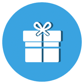 Значок Подарки